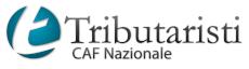 logo CAF tributaristi